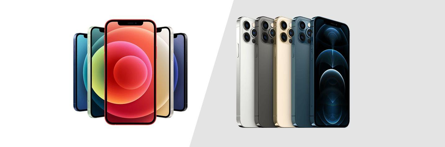 Förköp iPhone 12 & iPhone 12 Pro
