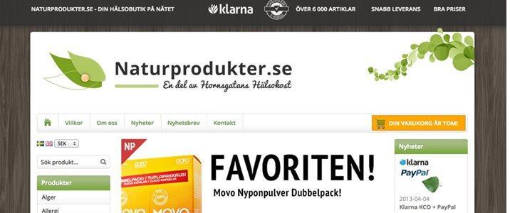Naturprodukter.se